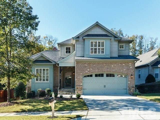 6149 Blakeman Lane, Raleigh, NC 27617 (#2372845) :: M&J Realty Group