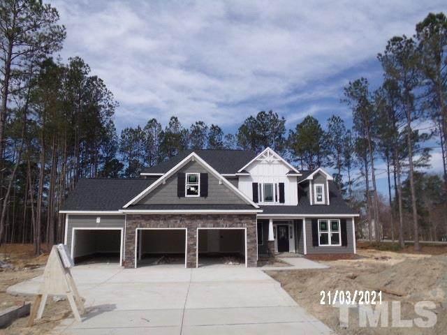 2304 Kingston Wood Drive, Fuquay Varina, NC 27526 (#2373431) :: Choice Residential Real Estate
