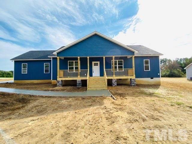 16 S Beaver Creek Way Lot 16, Middlesex, NC 27557 (#2373453) :: Classic Carolina Realty