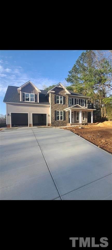 1612 Dail Drive, Raleigh, NC 27603 (#2374309) :: Choice Residential Real Estate