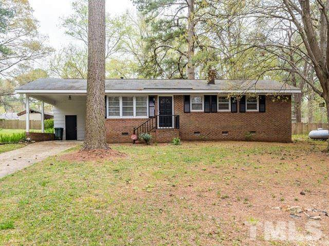 505 Locust Lane, Raleigh, NC 27603 (#2375214) :: Southern Realty Group