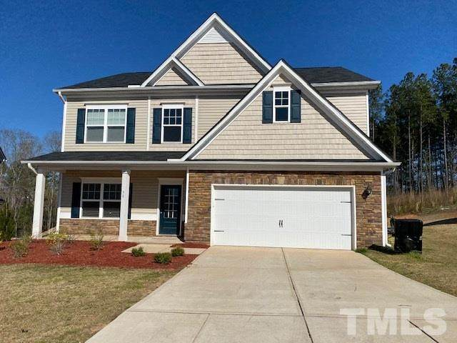 58 Neuse Bluff Circle, Clayton, NC 27527 (#2375514) :: Triangle Just Listed
