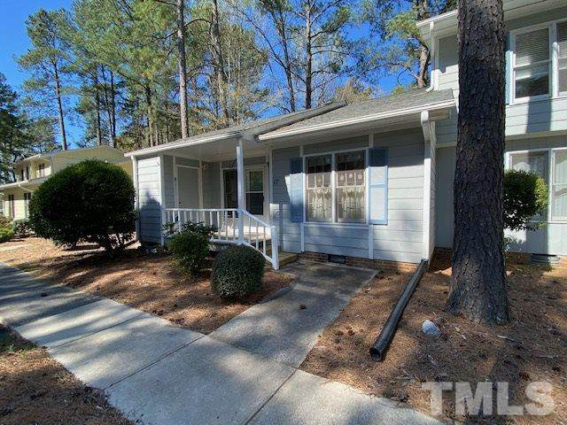 121 Westview Drive #17, Carrboro, NC 27510 (#2376215) :: Choice Residential Real Estate