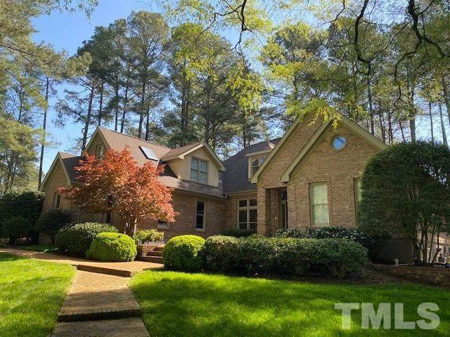 205 Arcadia Lane, Chapel Hill, NC 27514 (#2377052) :: Rachel Kendall Team