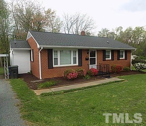 405 N Fifth Street, Mebane, NC 27302 (#2377758) :: The Perry Group