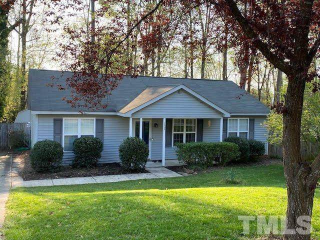 121 Holly Mountain Road, Holly Springs, NC 27540 (#2378145) :: Triangle Just Listed