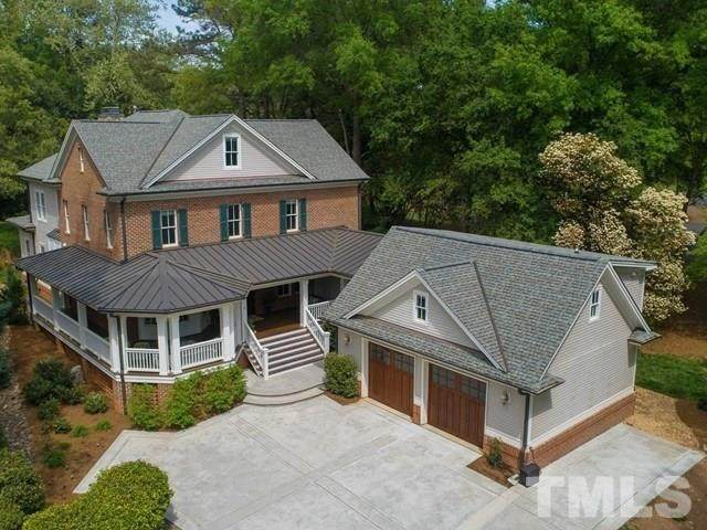 3400 Hatteras Court, Raleigh, NC 27607 (#2378203) :: Choice Residential Real Estate