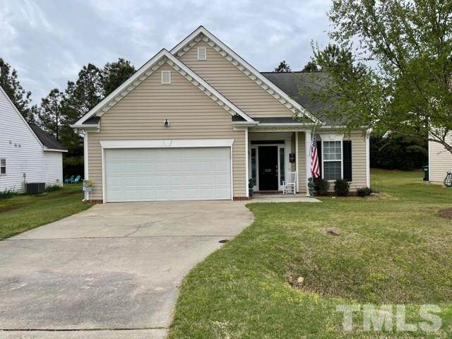 229 Stansbury Lane, Clayton, NC 27520 (#2378318) :: Southern Realty Group