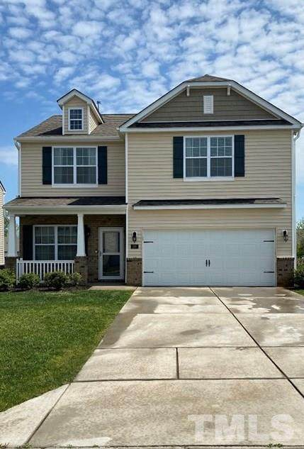 100 Gaillardia Way, Clayton, NC 27527 (#2378346) :: Southern Realty Group