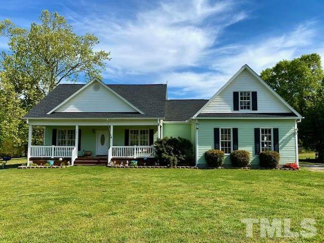 197 Lake Shore Lane, Henderson, NC 27537 (#2378965) :: Triangle Top Choice Realty, LLC