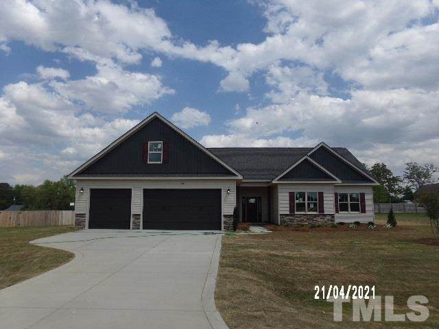 128 Fisher Road, Lillington, NC 27546 (#2378993) :: Southern Realty Group