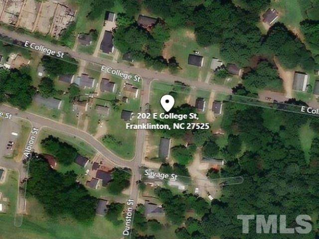 202 E College Street, Franklinton, NC 27525 (#2379398) :: Saye Triangle Realty