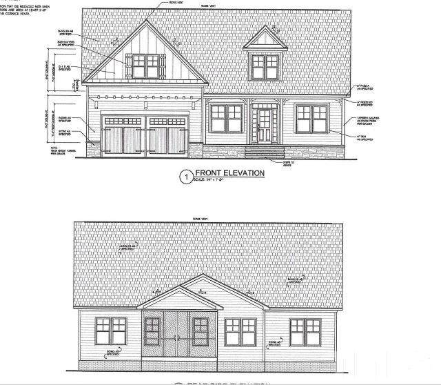 Lot 44 Running Deer Path, Timberlake, NC 27583 (#2379757) :: The Beth Hines Team