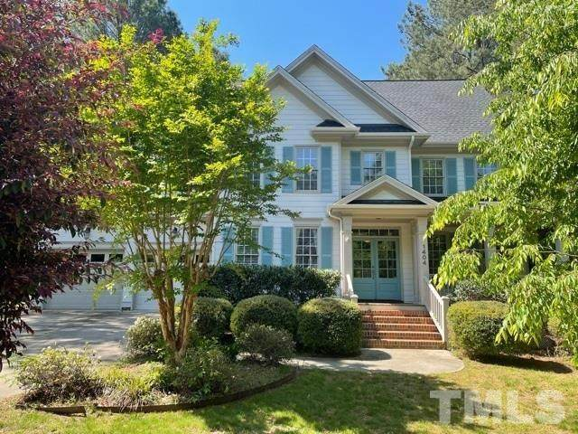 1404 Sand Hollow Circle, Wake Forest, NC 27587 (#2380493) :: Triangle Top Choice Realty, LLC