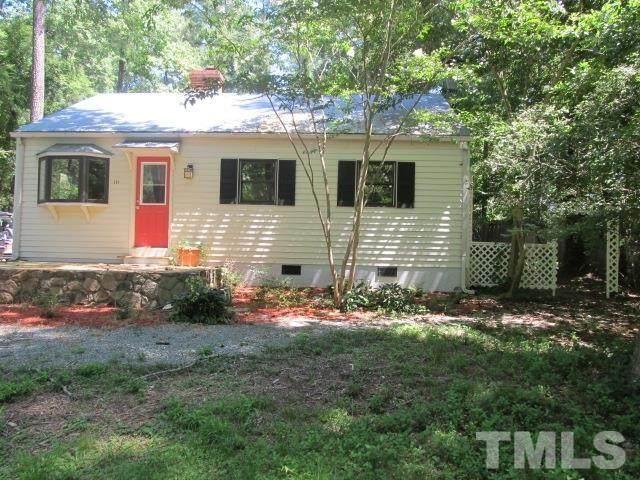 204 Justice Street, Chapel Hill, NC 27516 (#2380614) :: Masha Halpern Boutique Real Estate Group