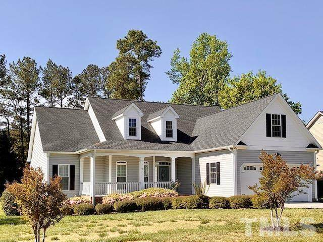 25 Tanager Farms Drive, Youngsville, NC 27596 (#2381149) :: Marti Hampton Team brokered by eXp Realty