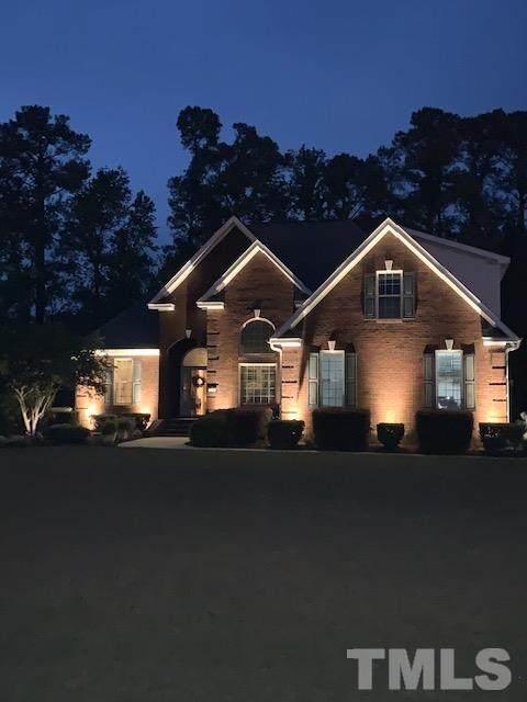 117 Raven Ridge Drive, Goldsboro, NC 27530 (#2381262) :: The Beth Hines Team