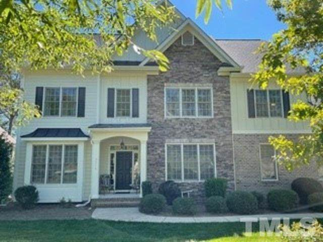 3916 Forgotten Pond Avenue, Wake Forest, NC 27587 (MLS #2381421) :: The Oceanaire Realty