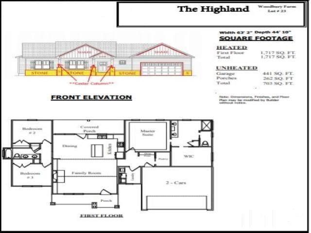 132 Edgefield Drive, Sanford, NC 27332 (#2381503) :: Masha Halpern Boutique Real Estate Group