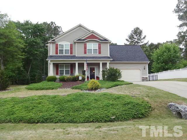 46 Tramway Circle, Angier, NC 27501 (#2381598) :: Steve Gunter Team