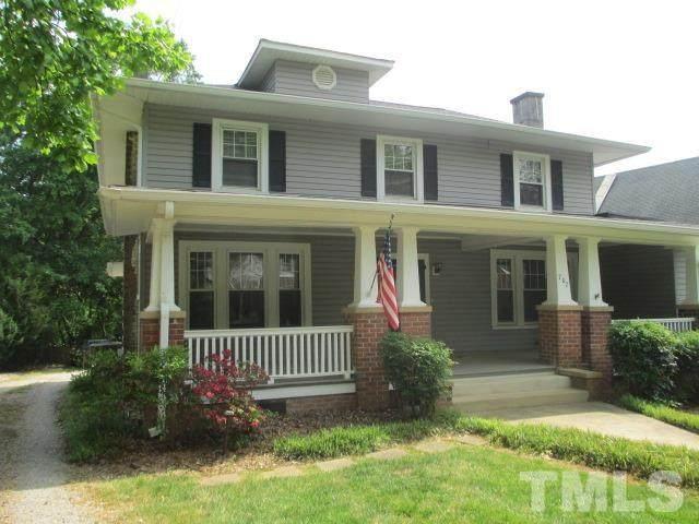 707 W Aycock Street C, Raleigh, NC 27608 (#2381734) :: Dogwood Properties