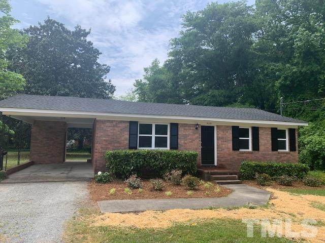 509 Powell Street, Smithfield, NC 27577 (#2382085) :: The Beth Hines Team