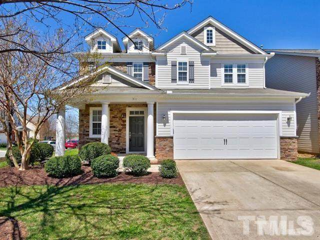 311 Northlands Drive, Cary, NC 27519 (#2382254) :: Dogwood Properties