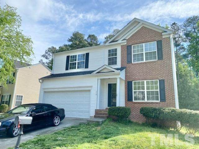 118 Pebblestone Drive, Durham, NC 27703 (#2382299) :: Triangle Top Choice Realty, LLC