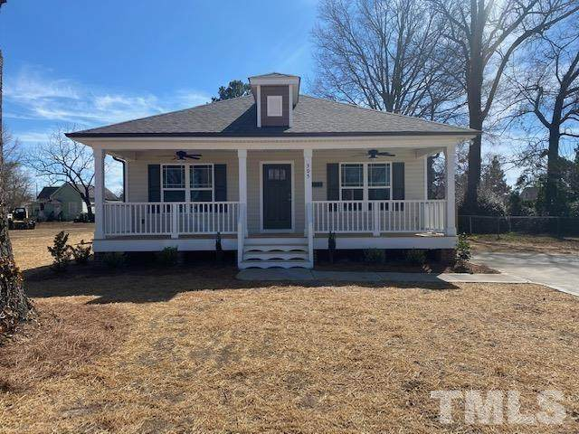 98 Porter Drive, Erwin, NC 28339 (#2382516) :: Triangle Top Choice Realty, LLC