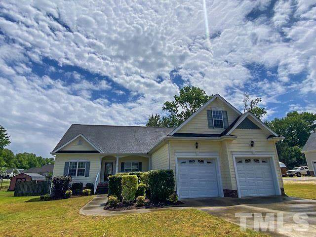 204 Weatherby Drive, Goldsboro, NC 27530 (#2382571) :: The Perry Group