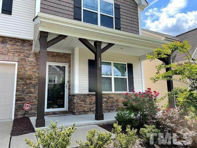 109 Peninsula Court, Durham, NC 27703 (#2382984) :: The Jim Allen Group