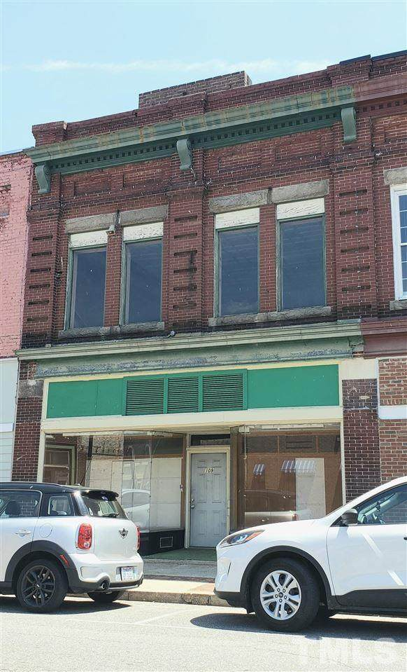 109 S Raeford Street, Selma, NC  (#2383481) :: Bright Ideas Realty