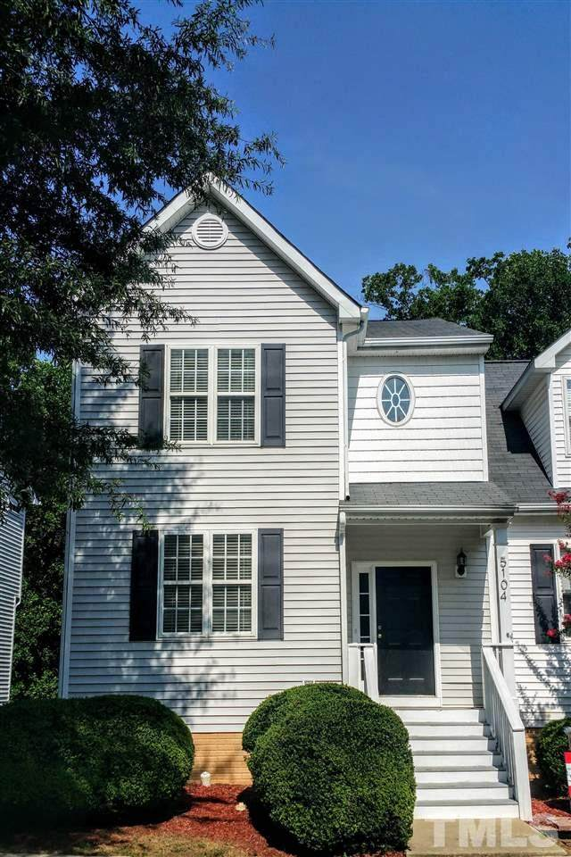 5104 Alercia Court, Raleigh, NC 27606 (#2383484) :: Bright Ideas Realty