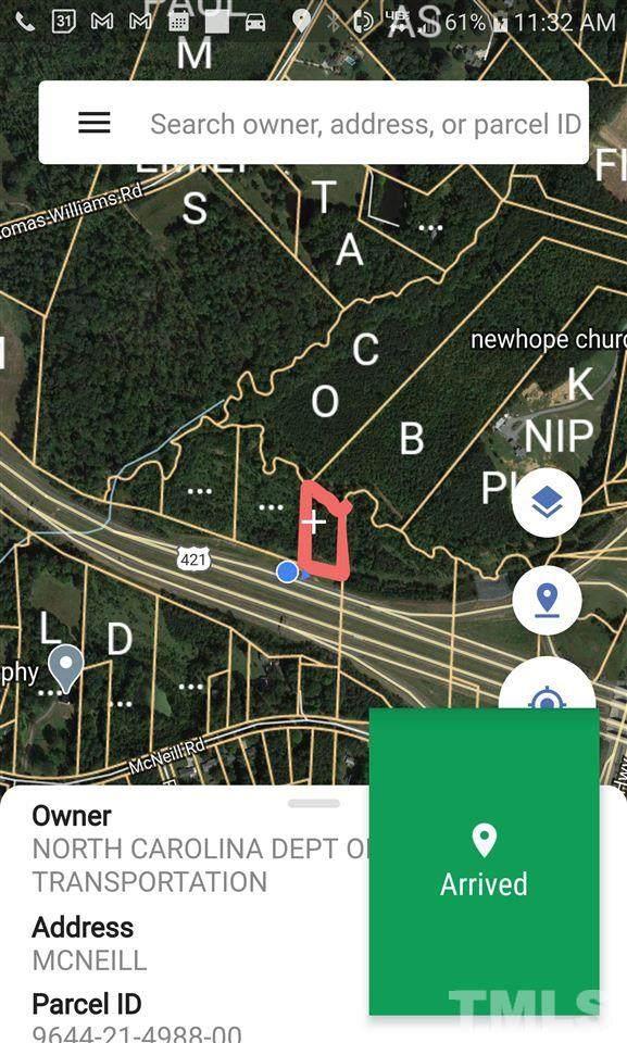 0 Jefferson Davis Highway, Sanford, NC 27330 (#2385681) :: M&J Realty Group