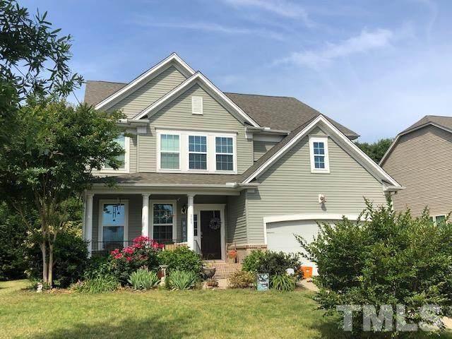 209 Gadsbury Drive, Holly Springs, NC 27540 (MLS #2386075) :: EXIT Realty Preferred
