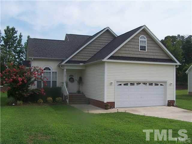 106 Keeneland Drive, Oxford, NC 27565 (#2386682) :: Triangle Top Choice Realty, LLC
