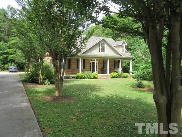 6010 W Tom Parham Road, Oxford, NC 27565 (#2387175) :: Dogwood Properties