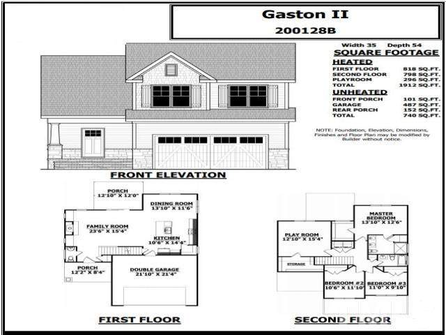 128 Edgefield Drive, Sanford, NC 27332 (#2387626) :: M&J Realty Group