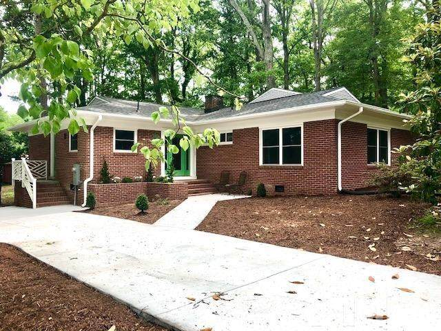 335 Forest Road, Oxford, NC 27565 (#2388057) :: Bright Ideas Realty