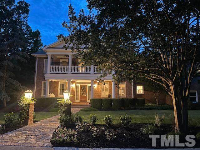 106 Winsome Lane, Chapel Hill, NC 27516 (#2388344) :: The Beth Hines Team