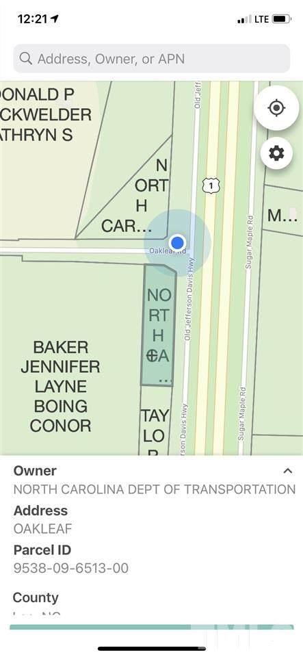 0 Oakleaf Road, Sanford, NC 27332 (#2388929) :: The Jim Allen Group