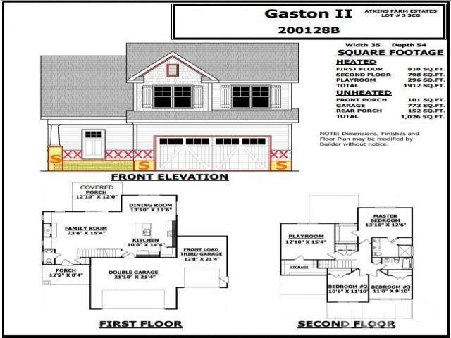 226 Spring Hill Church Road, Lillington, NC 27546 (#2388963) :: Real Estate By Design