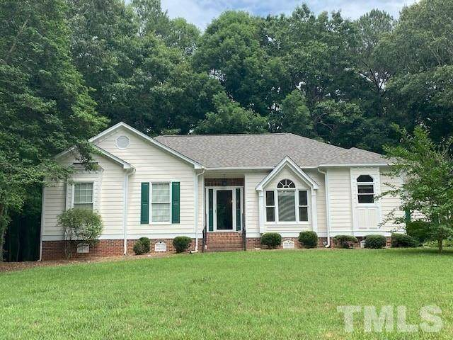 4500 Old Larkin Court, Wake Forest, NC 27587 (#2389400) :: M&J Realty Group