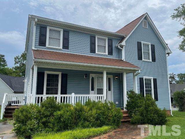 1338 George Bason Road, Graham, NC 27253 (#2389463) :: The Perry Group