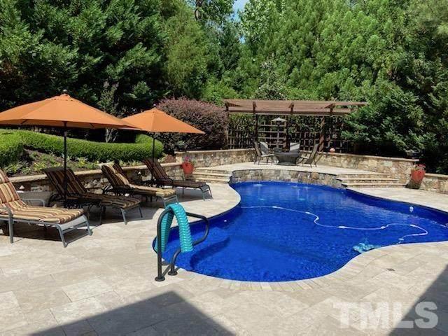 3821 Orange Cosmos Avenue, Wake Forest, NC 27587 (#2390287) :: Log Pond Realty