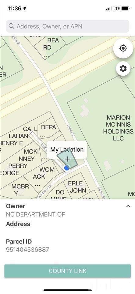 000 James Street, Vass, NC 28394 (#2390399) :: The Jim Allen Group