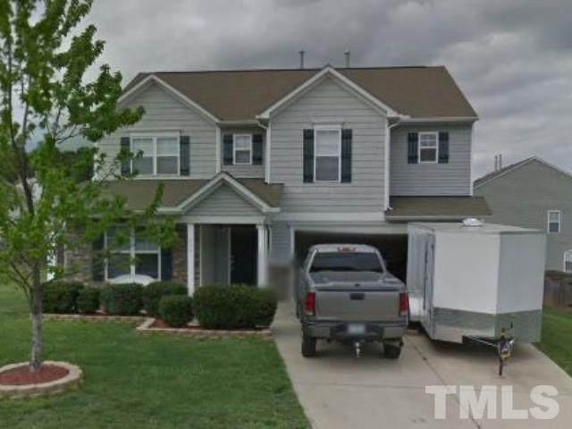 111 Brockton Ridge Drive, Garner, NC 27529 (#2390406) :: Triangle Just Listed
