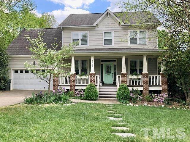 3204 Suncrest Village Lane, Raleigh, NC 27616 (#2390568) :: Triangle Just Listed