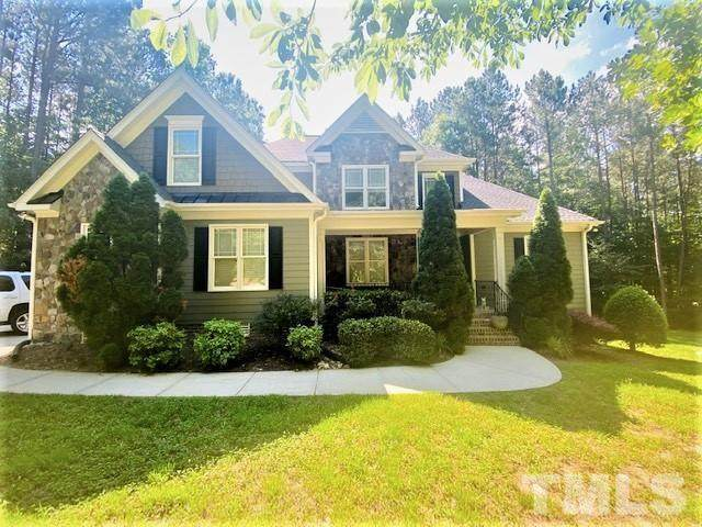 1190 Smith Creek Way, Wake Forest, NC 27587 (#2390815) :: Triangle Just Listed