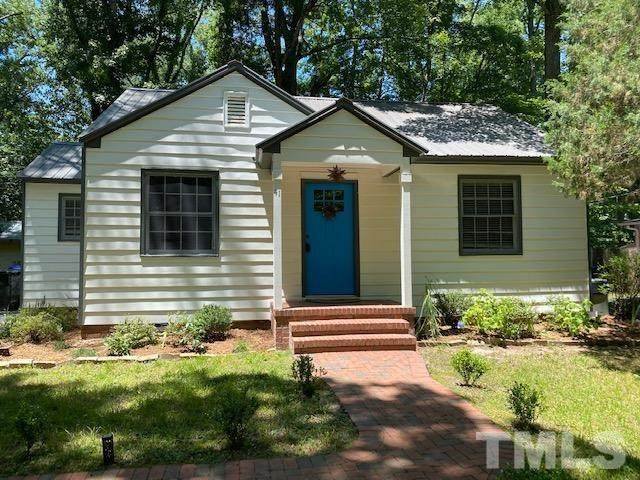 41 Rogerson Drive, Chapel Hill, NC 27517 (#2390820) :: The Jim Allen Group
